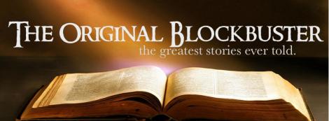 original blockbuster bible stories sermon